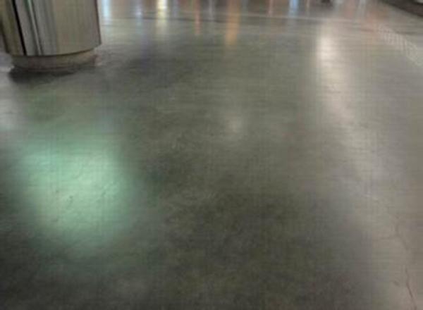 地下车库河南环氧地坪对于混凝土素地基础的要求
